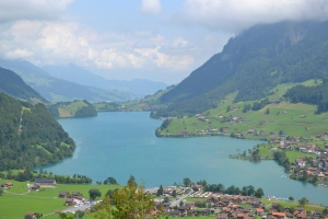 Switzerland is a land of natural beauty!